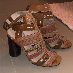 Donald Pliner sandals - worn once